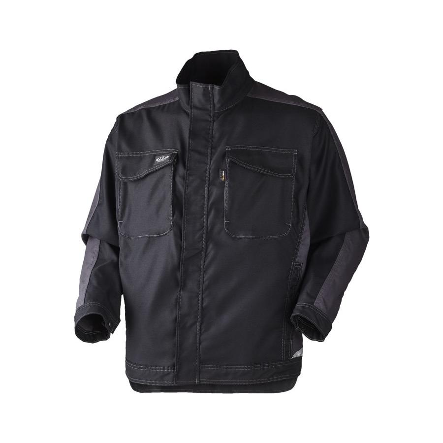 Sort Stretch jakke